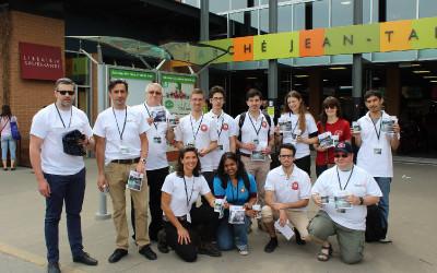 <p><strong>Le Rotary Montréal Ville-Marie est Shelterbox Hero</p></strong>