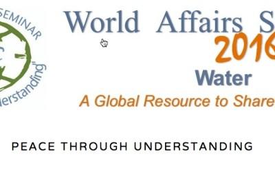 <p><strong>Participation au Séminaire Mondial des Affaires 2016</strong></p>